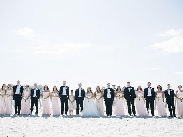 Katie and Stephen's Wedding in Ocean City, New Jersey 9