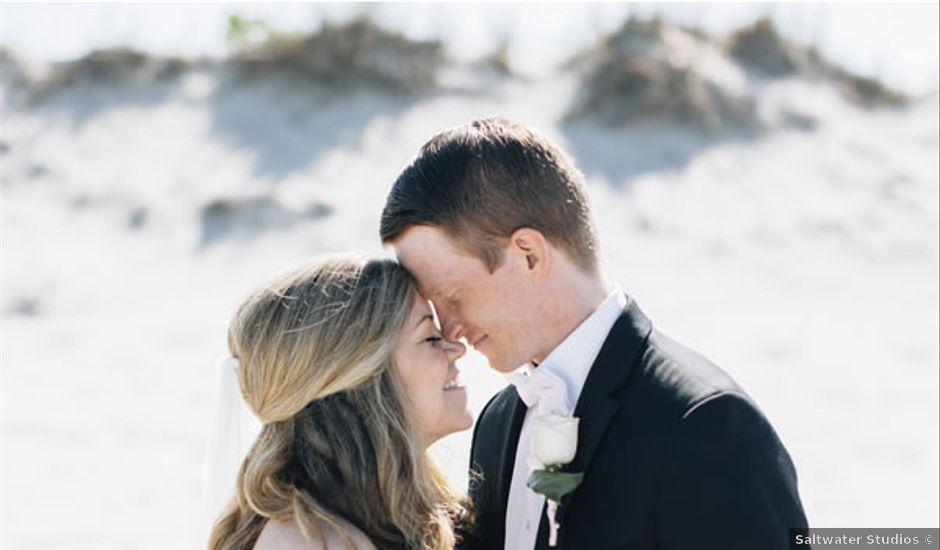 Katie and Stephen's Wedding in Ocean City, New Jersey