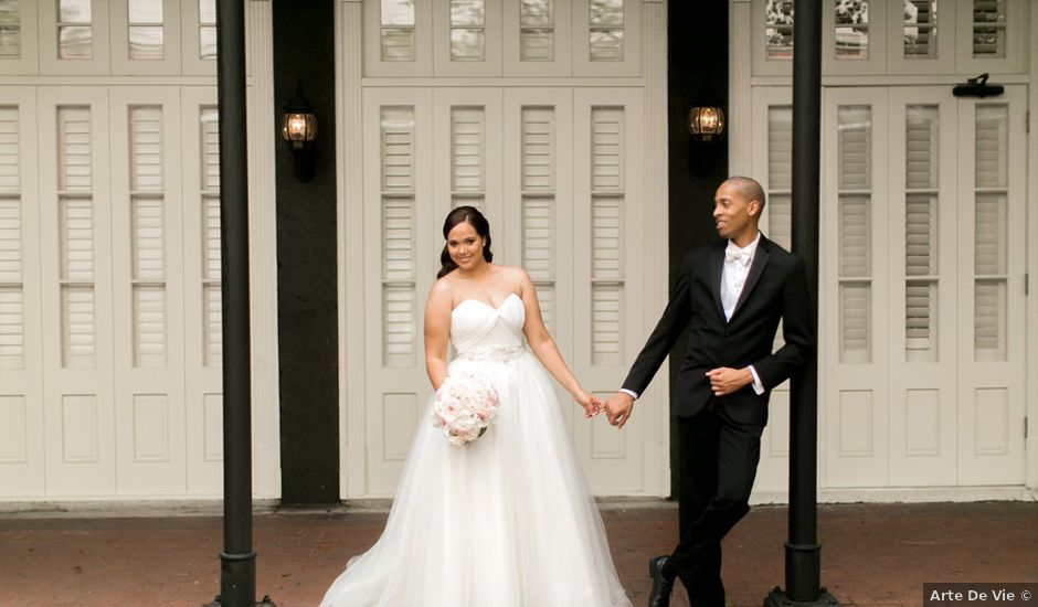 Magali and Jonathan's Wedding in New Orleans, Louisiana