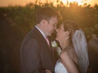 Weston and Ricci's Wedding in Fresno, California 3