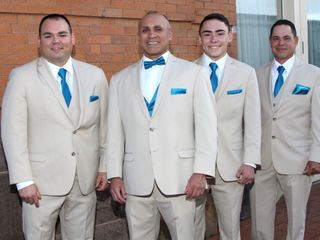 Brian Hoover and Carmen's Wedding in Moline, Illinois 3