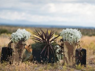 Michelle and Jeremy's Wedding in Ojo Caliente, New Mexico 3