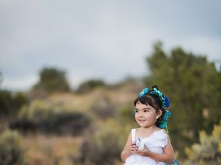 Michelle and Jeremy's Wedding in Ojo Caliente, New Mexico 15