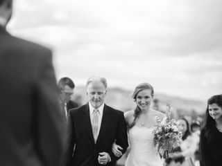 Michelle and Jeremy's Wedding in Ojo Caliente, New Mexico 16