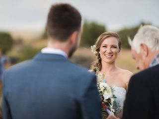 Michelle and Jeremy's Wedding in Ojo Caliente, New Mexico 17