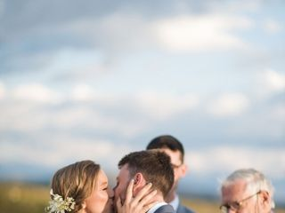 Michelle and Jeremy's Wedding in Ojo Caliente, New Mexico 19