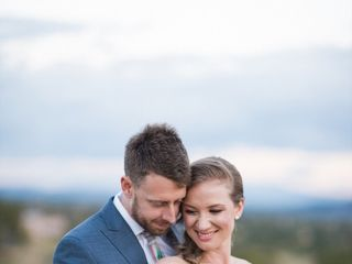 Michelle and Jeremy's Wedding in Ojo Caliente, New Mexico 24