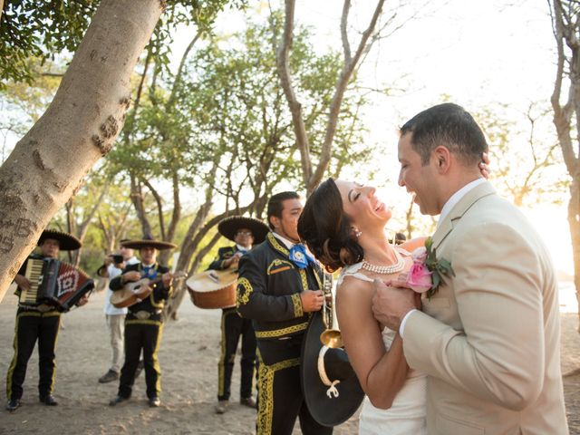 Alex and Stefanie's Wedding in Tamarindo, Costa Rica 78