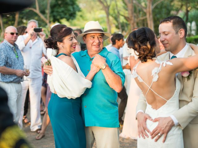 Alex and Stefanie's Wedding in Tamarindo, Costa Rica 84
