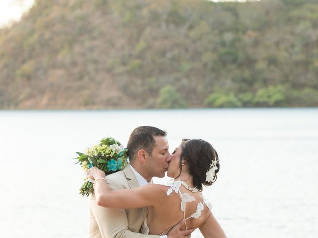 Alex and Stefanie's Wedding in Tamarindo, Costa Rica 91