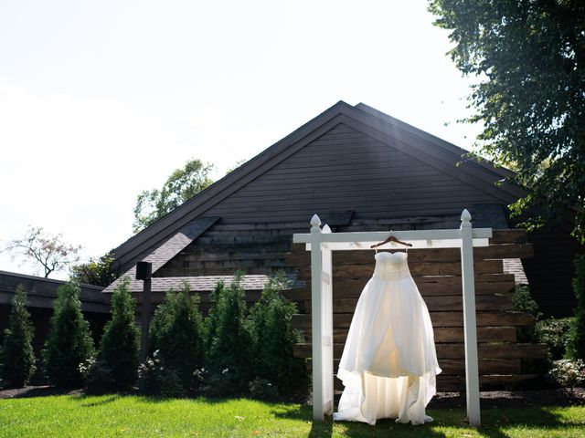 Chelsea and Michael's Wedding in Hilliard, Ohio 3