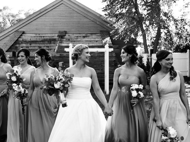 Chelsea and Michael's Wedding in Hilliard, Ohio 13