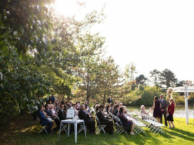 Chelsea and Michael's Wedding in Hilliard, Ohio 15