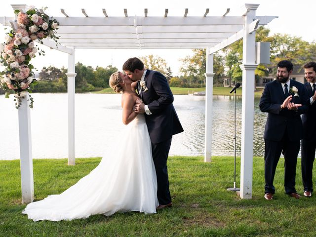 Chelsea and Michael's Wedding in Hilliard, Ohio 16