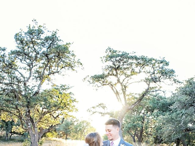 Nathan and Sadie's Wedding in Spring Branch, Texas 1