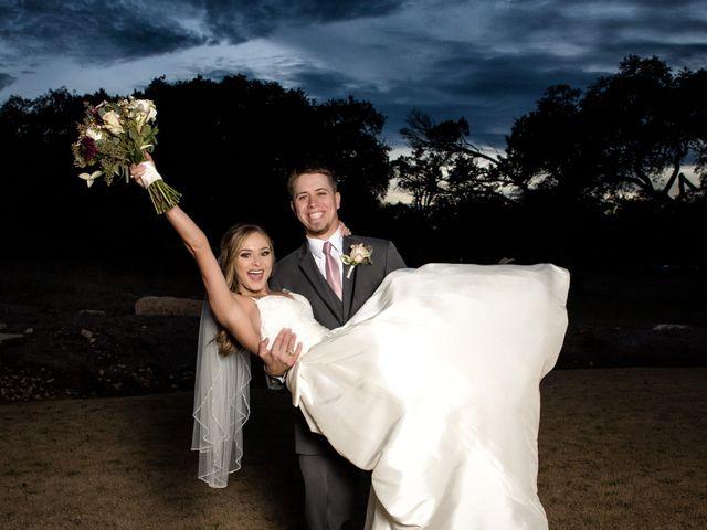 The wedding of Sadie and Nathan