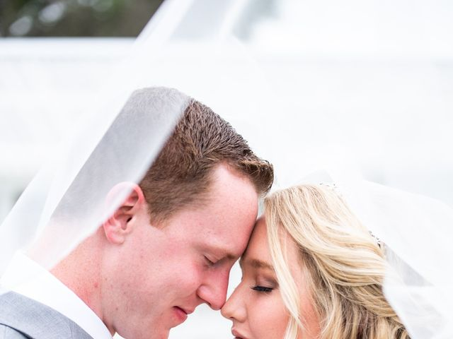Ryan and Chantelle's Wedding in Albany, Indiana 2