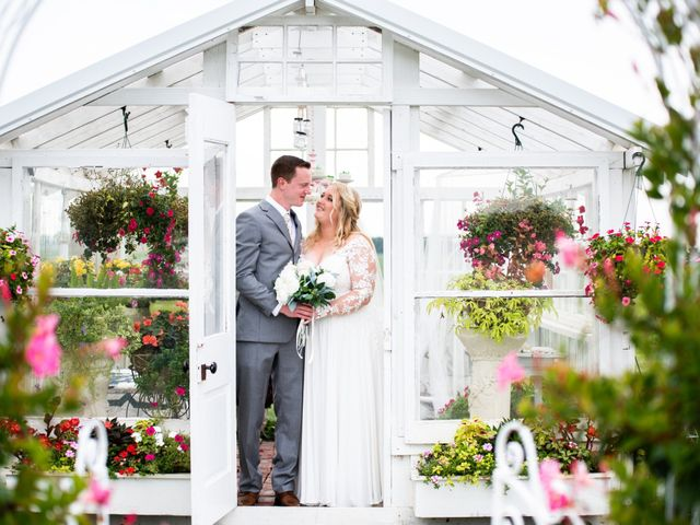 The wedding of Chantelle and Ryan