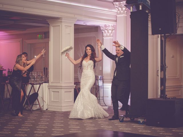 Mike and Mara's Wedding in Florham Park, New Jersey 10