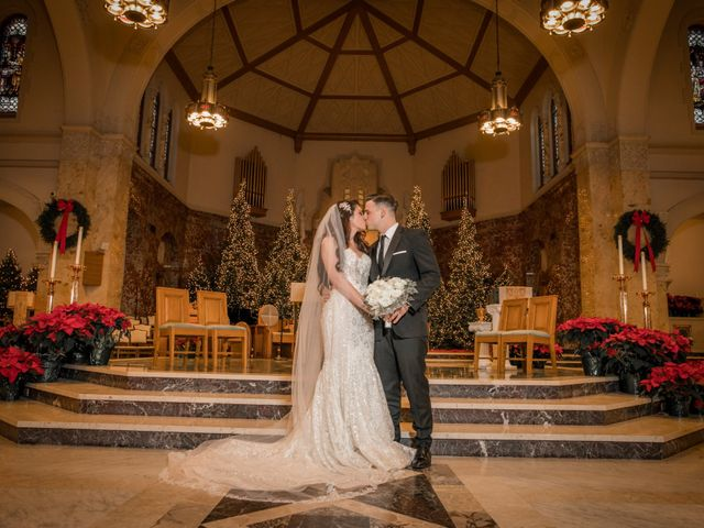 Mike and Mara's Wedding in Florham Park, New Jersey 45