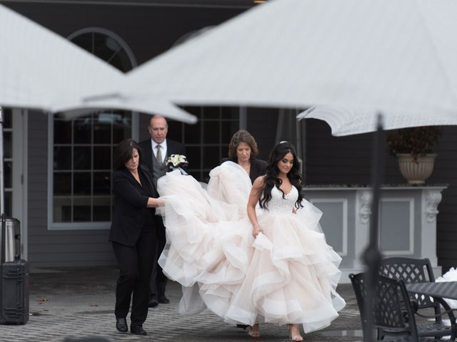 Nick and Gia's Wedding in Central Valley, New York 2