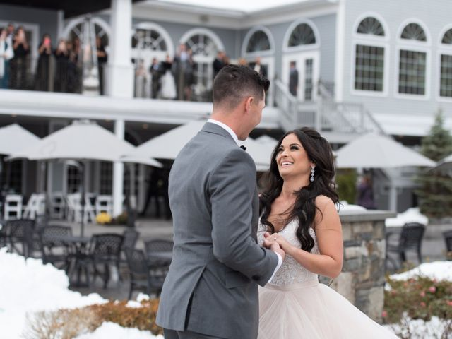 Nick and Gia's Wedding in Central Valley, New York 10