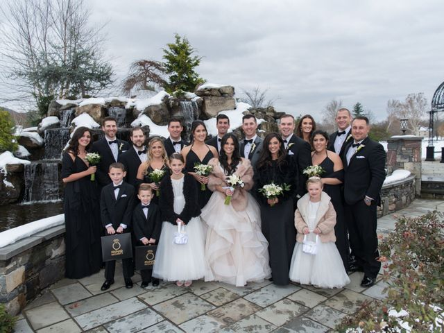 Nick and Gia's Wedding in Central Valley, New York 13
