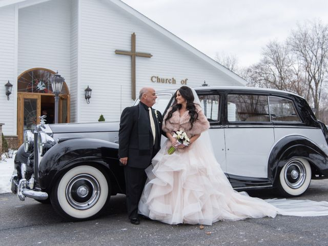 Nick and Gia's Wedding in Central Valley, New York 20