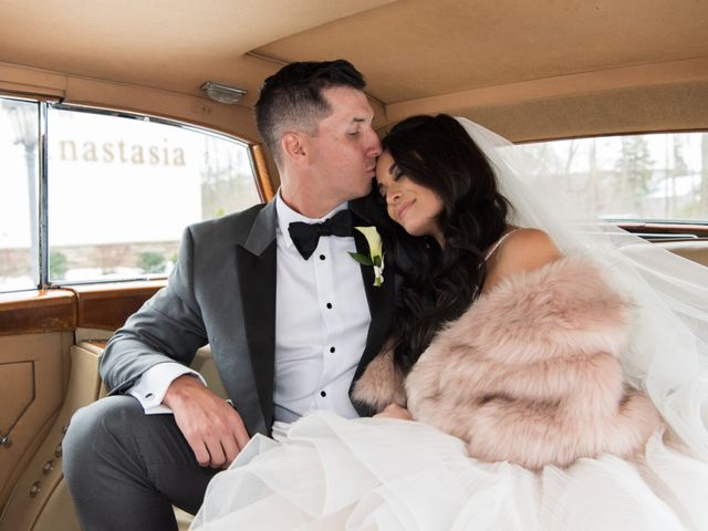 The wedding of Gia and Nick