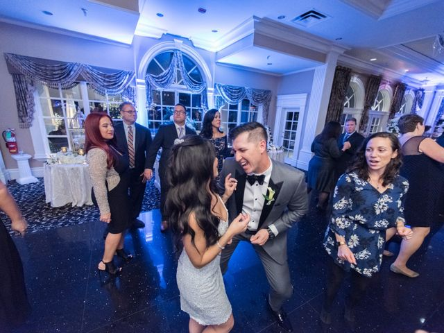 Nick and Gia's Wedding in Central Valley, New York 44