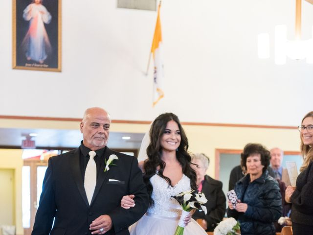 Nick and Gia's Wedding in Central Valley, New York 22