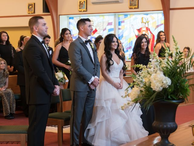 Nick and Gia's Wedding in Central Valley, New York 24