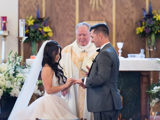Nick and Gia's Wedding in Central Valley, New York 26