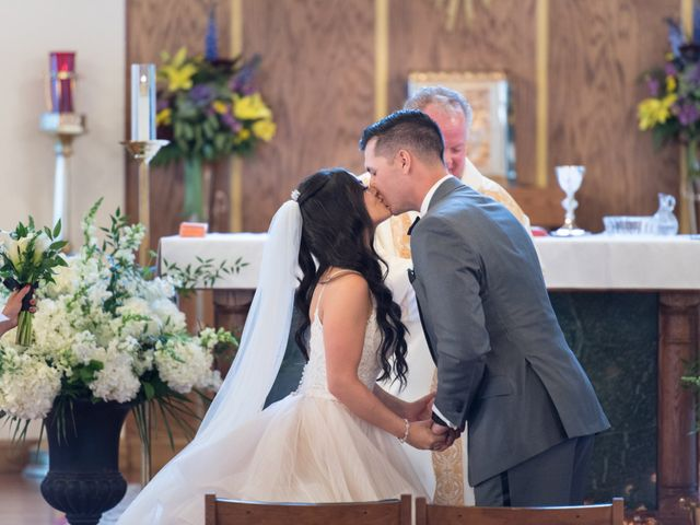 Nick and Gia's Wedding in Central Valley, New York 28