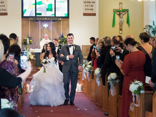 Nick and Gia's Wedding in Central Valley, New York 29