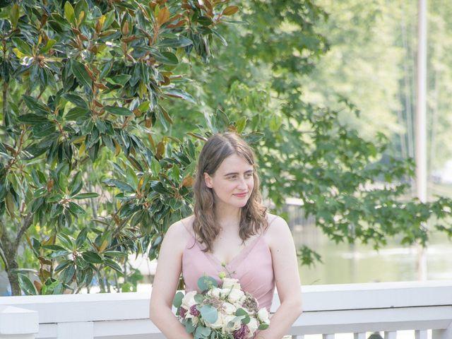 Melanie and Brian's Wedding in Midlothian, Virginia 4