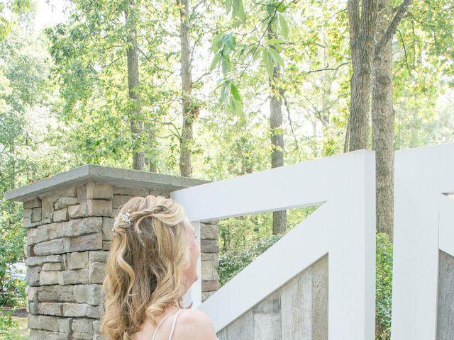 Melanie and Brian's Wedding in Midlothian, Virginia 7