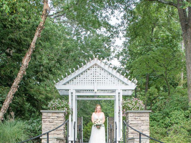 Melanie and Brian's Wedding in Midlothian, Virginia 10