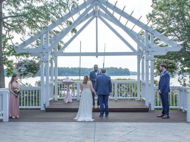 Melanie and Brian's Wedding in Midlothian, Virginia 2