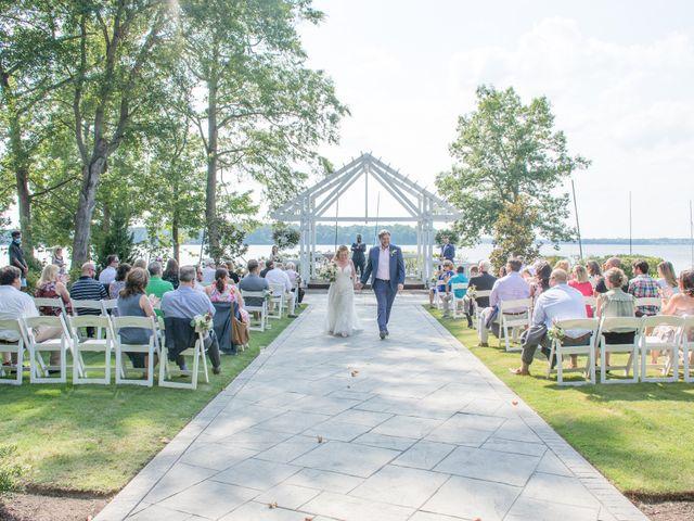 Melanie and Brian's Wedding in Midlothian, Virginia 12