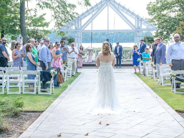 Melanie and Brian's Wedding in Midlothian, Virginia 13