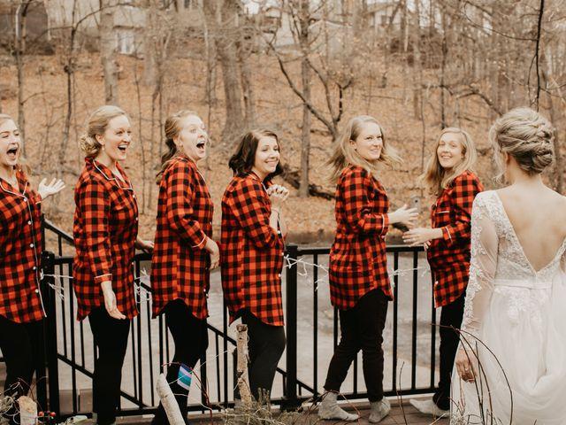 Miriam and Ross's Wedding in Minneapolis, Minnesota 9
