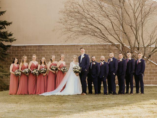 Miriam and Ross's Wedding in Minneapolis, Minnesota 46