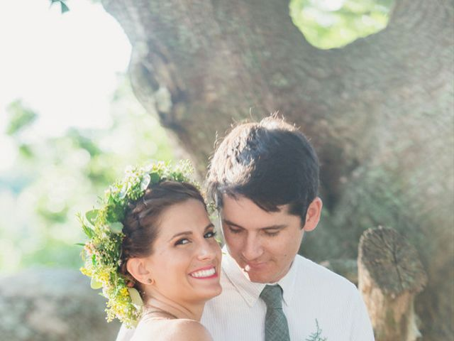 Brooke and Matt's wedding in South Carolina 1