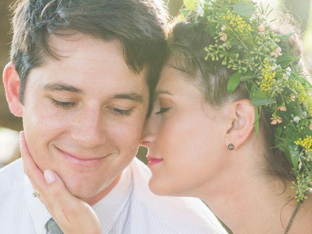 The wedding of Matt and Brooke