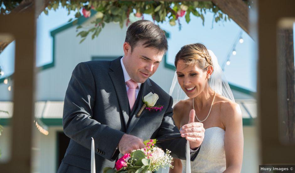 Weston and Ricci's Wedding in Fresno, California
