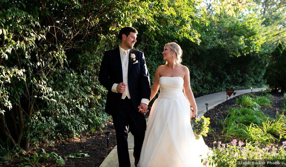 Chelsea and Michael's Wedding in Hilliard, Ohio