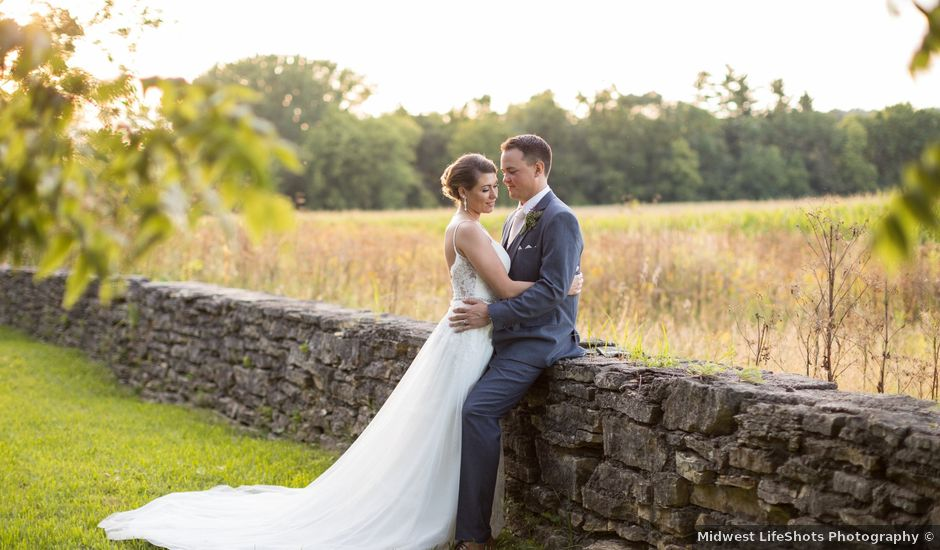 Jenna and Matt's Wedding in Rochester, New York