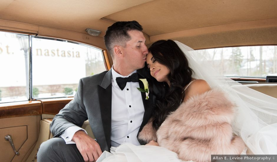 Nick and Gia's Wedding in Central Valley, New York