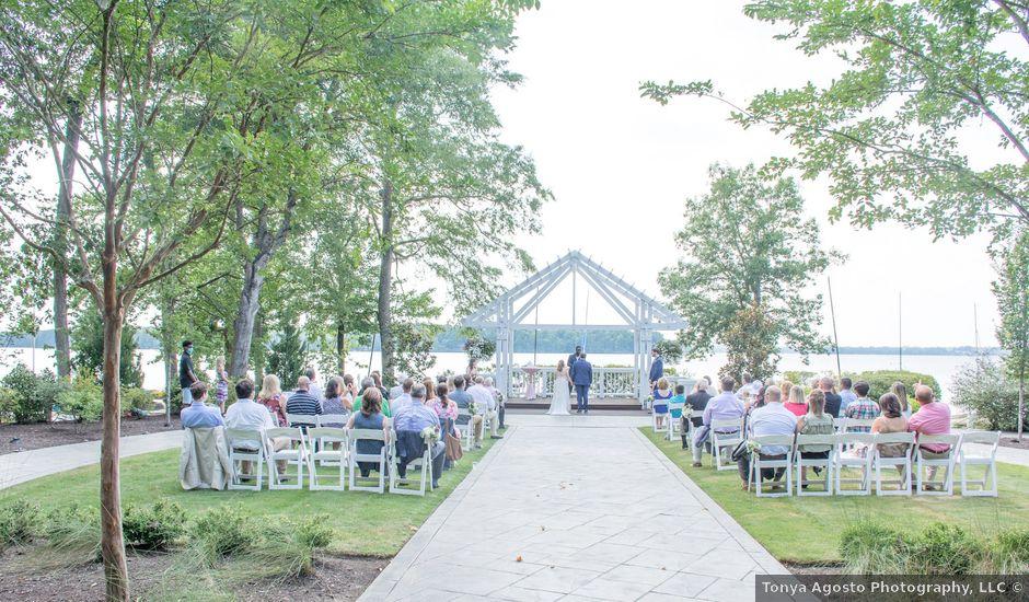 Melanie and Brian's Wedding in Midlothian, Virginia